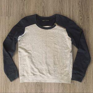 Allsaints Spitalfields Sweatshirt Made in Portugal